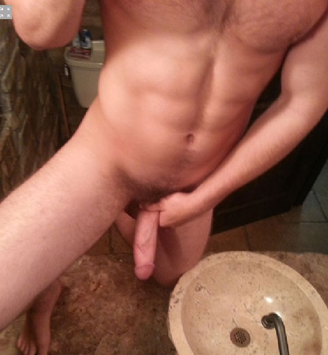 Fit Guy Cut Cock